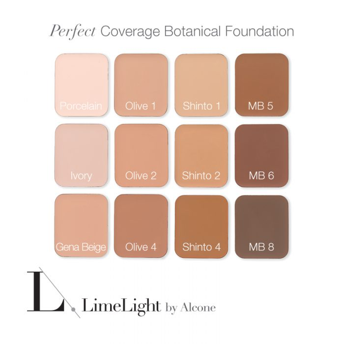 My Favorite Things - Perfect Coverage Botanical Foundation