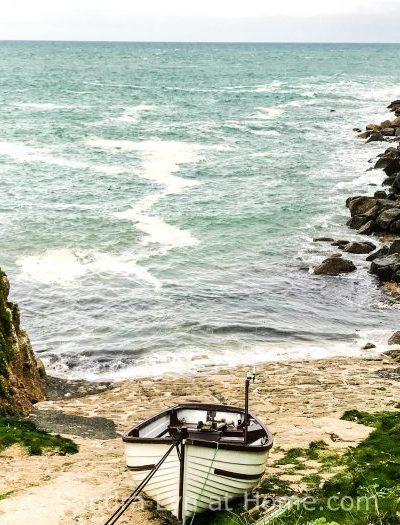 Exploring England's Cornwall – Porthgwarra Cove