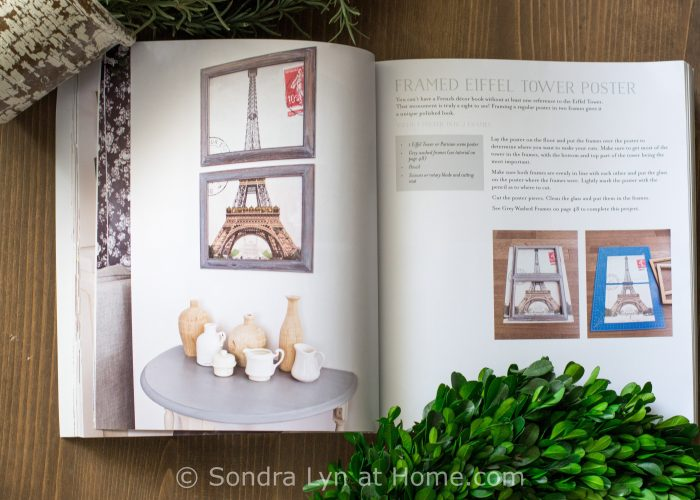French Vintage Decor Book Review - Sondra Lyn at Home.com-2