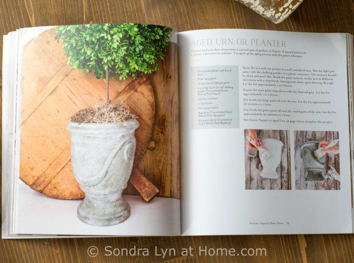 French Vintage Decor Book Review - Sondra Lyn at Home.com-4