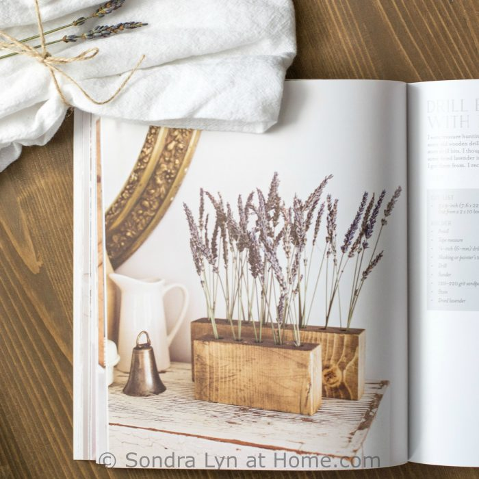 French Vintage Decor Book Review - Sondra Lyn at Home.com-5